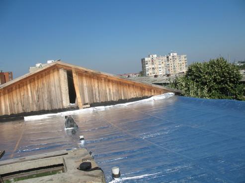 Folii termoizolante pentru terase ISOLAIR THERMO - Poza 7