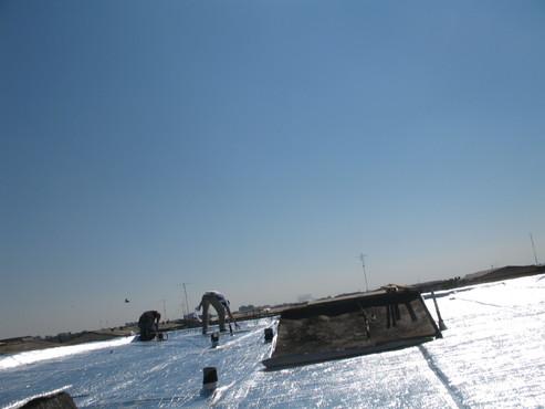 Folii termoizolante pentru terase ISOLAIR THERMO - Poza 8