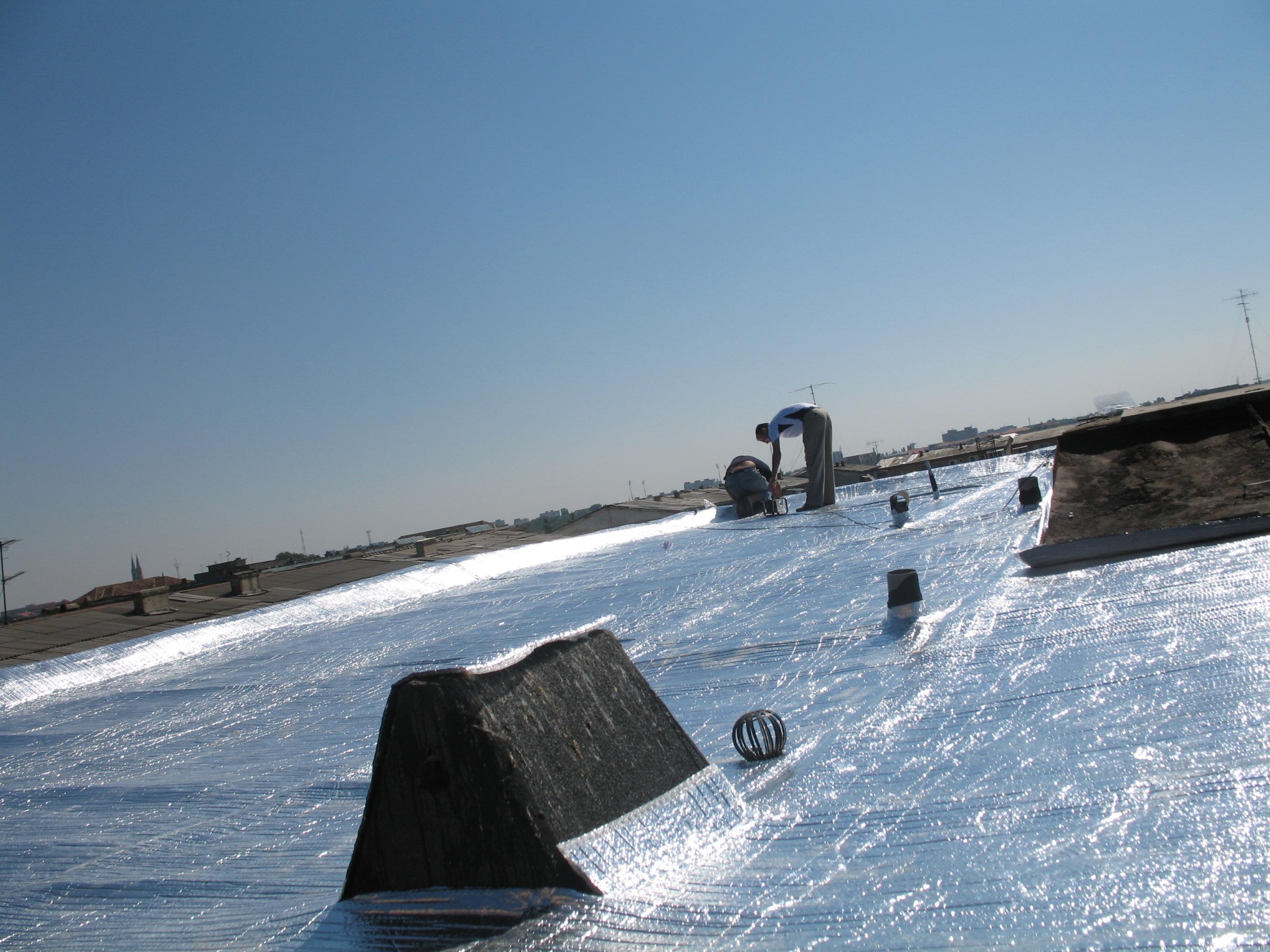 Folii termoizolante pentru terase ISOLAIR THERMO - Poza 9