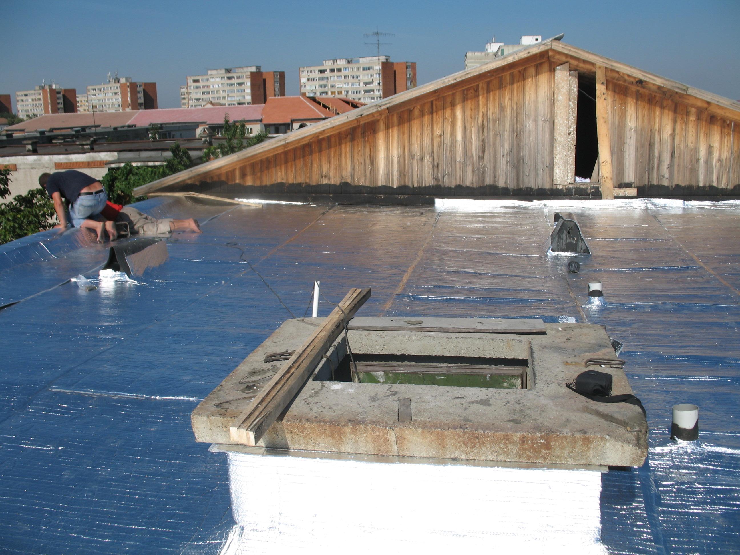 Folii termoizolante pentru terase ISOLAIR THERMO - Poza 10