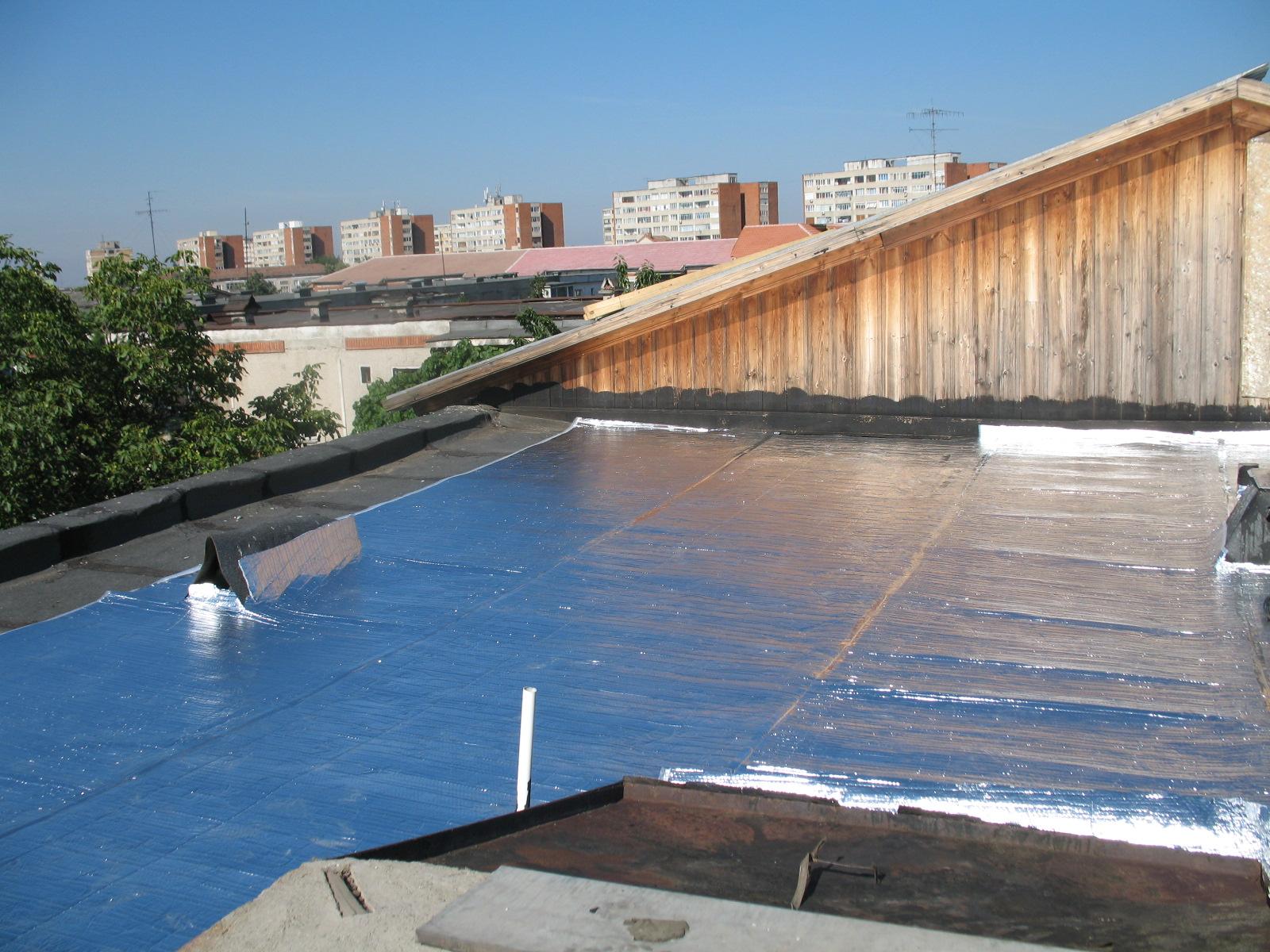 Folii termoizolante pentru terase ISOLAIR THERMO - Poza 11