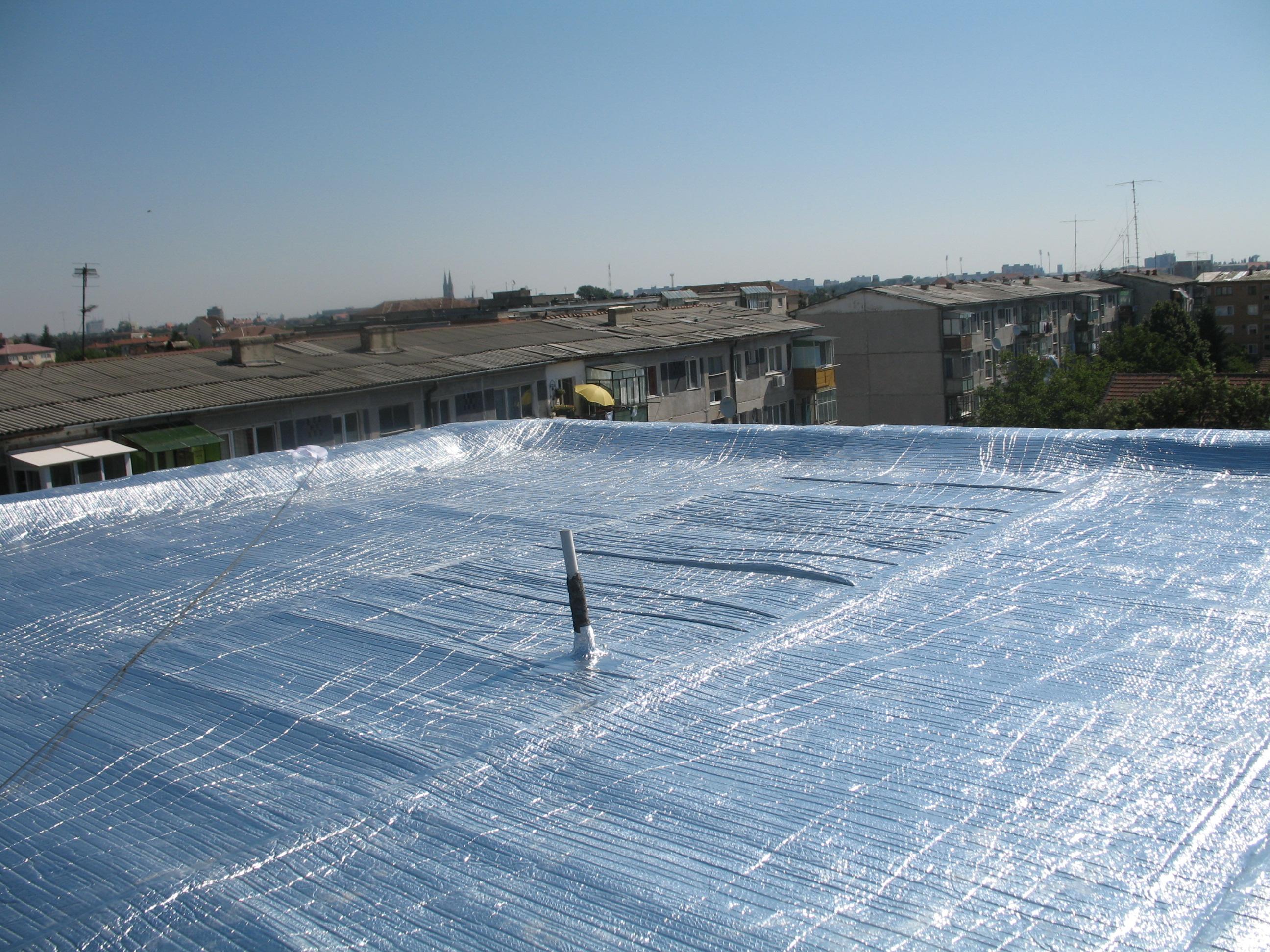 Folii termoizolante pentru terase ISOLAIR THERMO - Poza 12