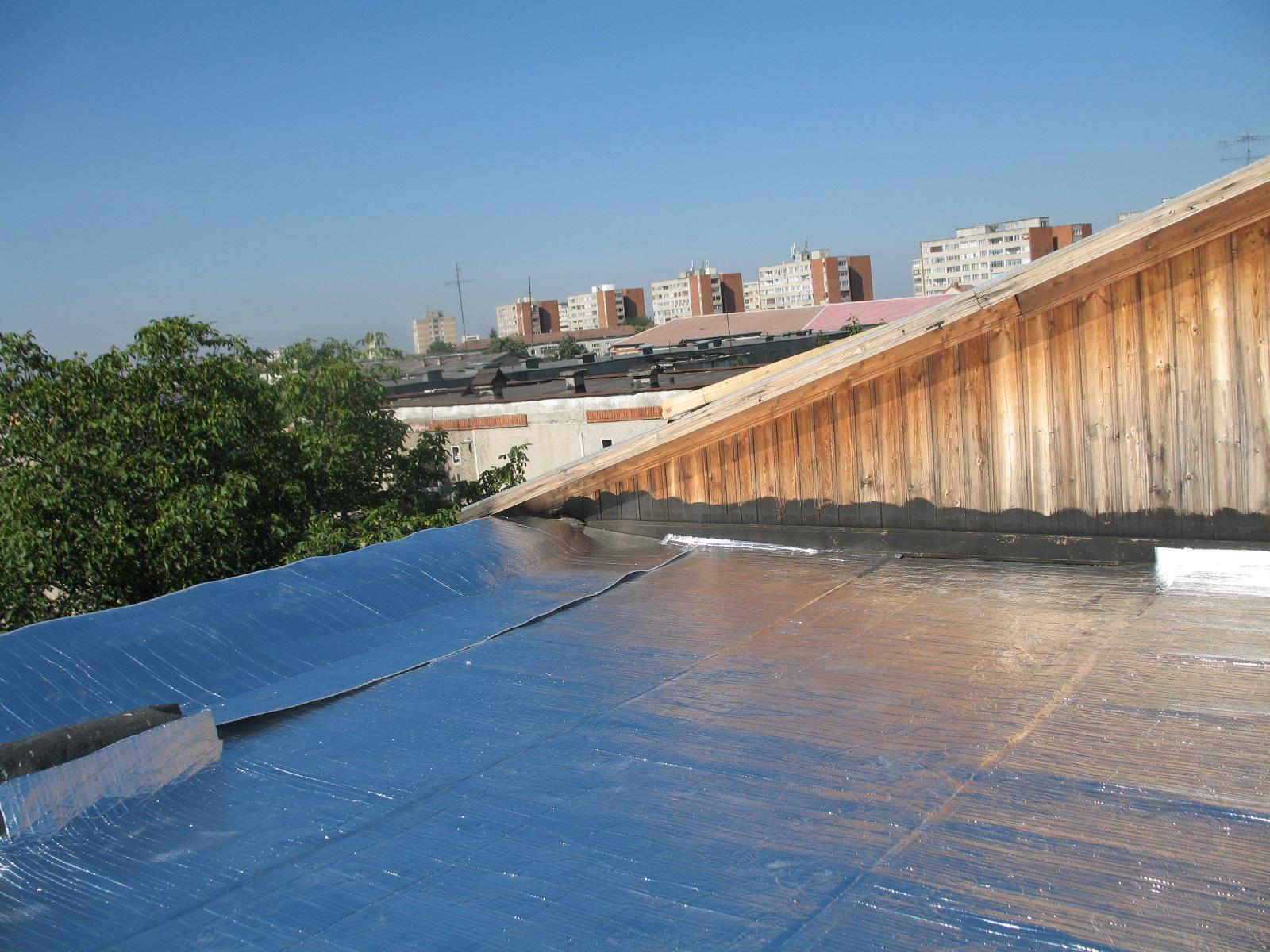 Folii termoizolante pentru terase ISOLAIR THERMO - Poza 13
