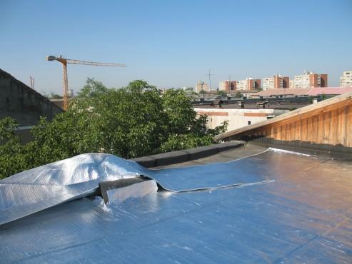 Folii termoizolante pentru terase ISOLAIR THERMO - Poza 14