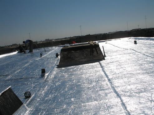 Folii termoizolante pentru terase ISOLAIR THERMO - Poza 15