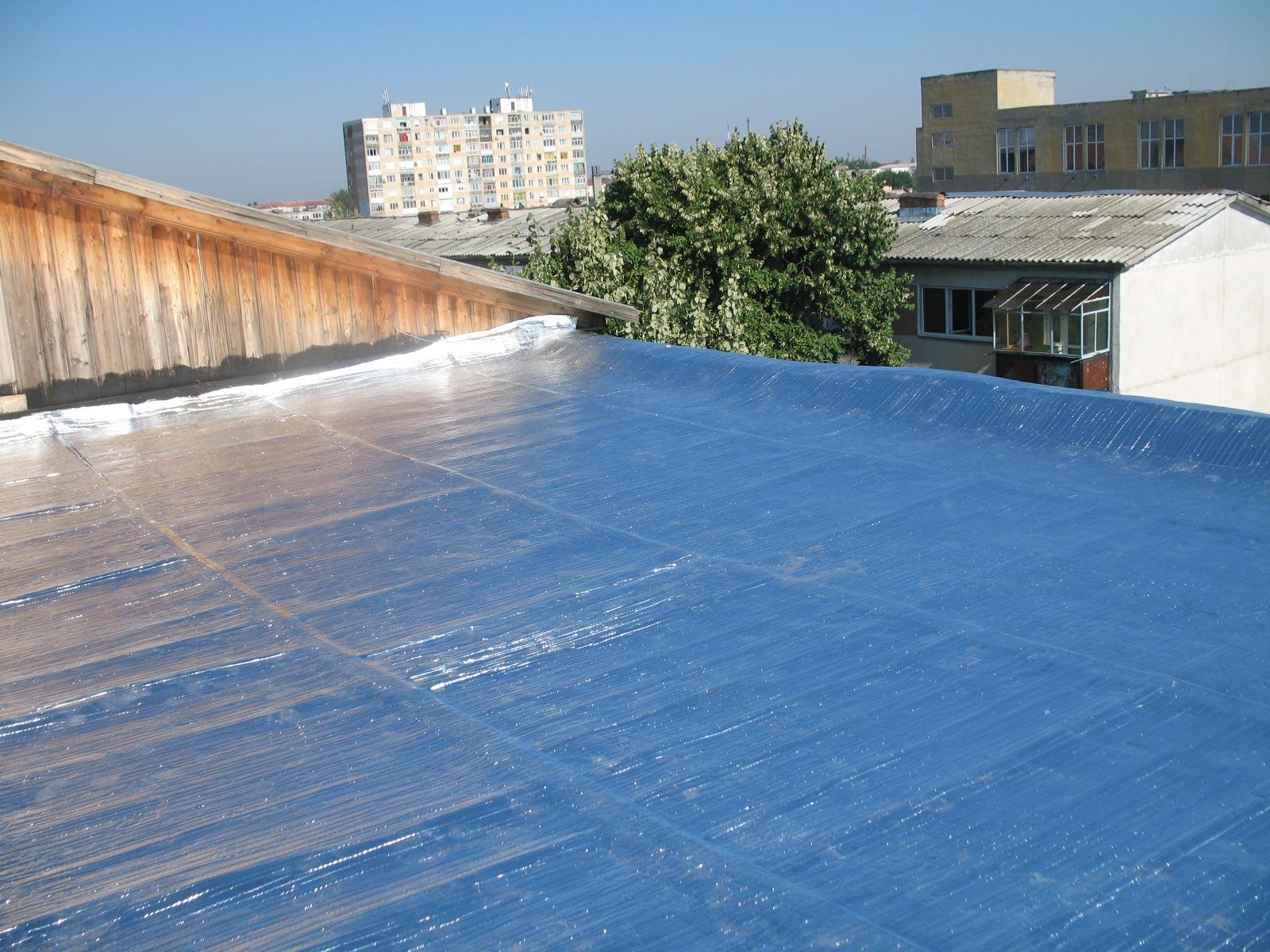 Folii termoizolante pentru terase ISOLAIR THERMO - Poza 17