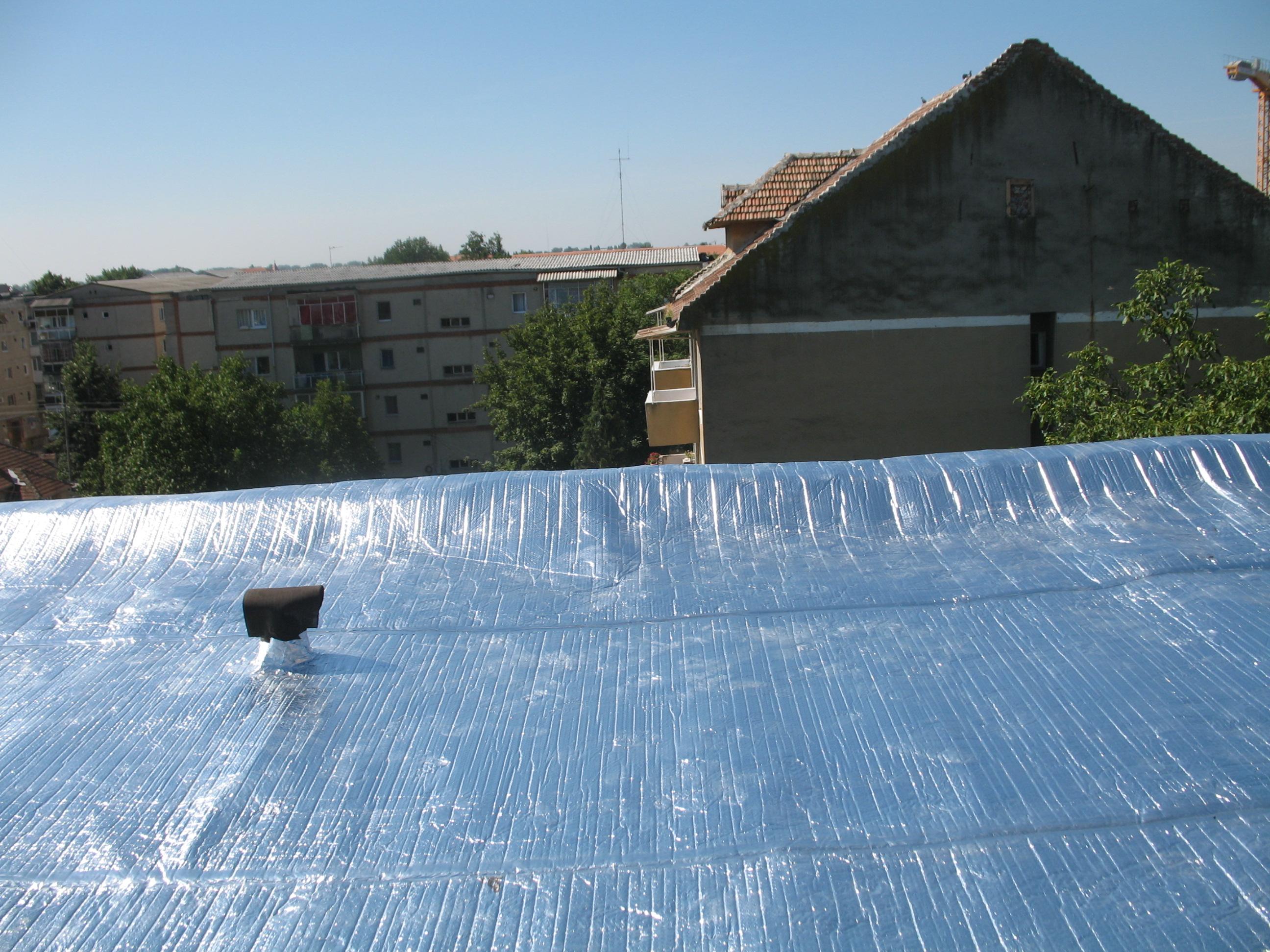 Folii termoizolante pentru terase ISOLAIR THERMO - Poza 18