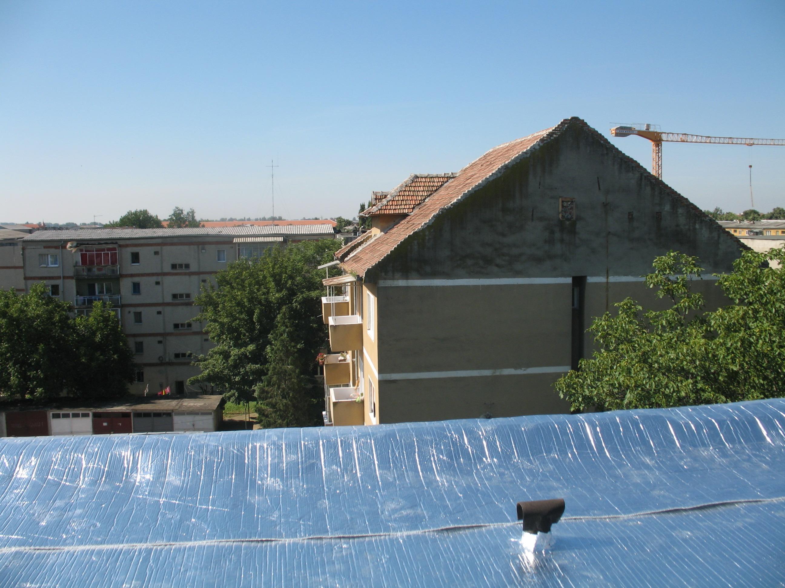Folii termoizolante pentru terase ISOLAIR THERMO - Poza 20