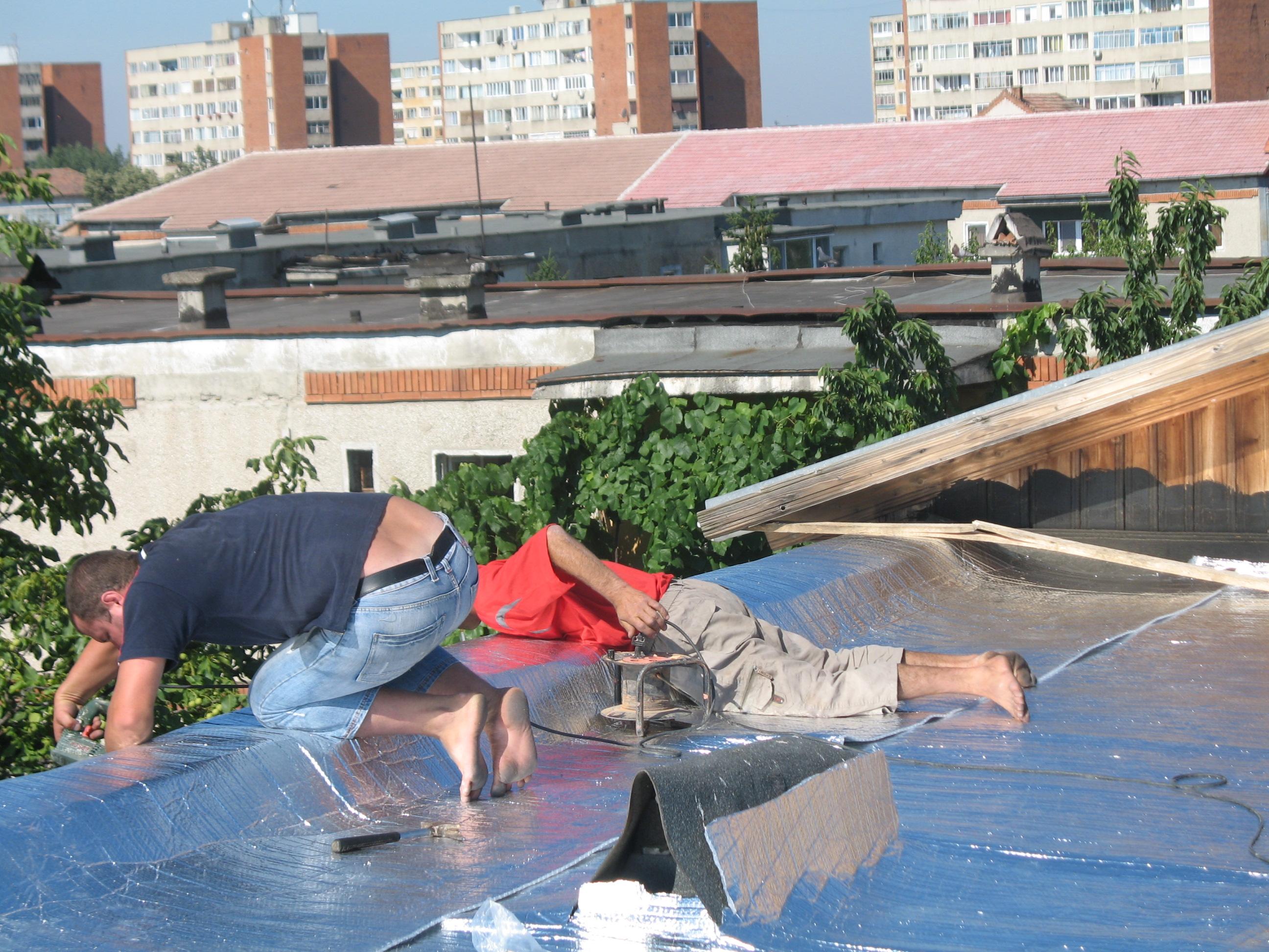 Folii termoizolante pentru terase ISOLAIR THERMO - Poza 22