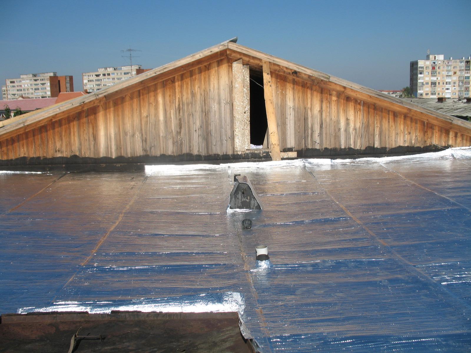 Folii termoizolante pentru terase ISOLAIR THERMO - Poza 24