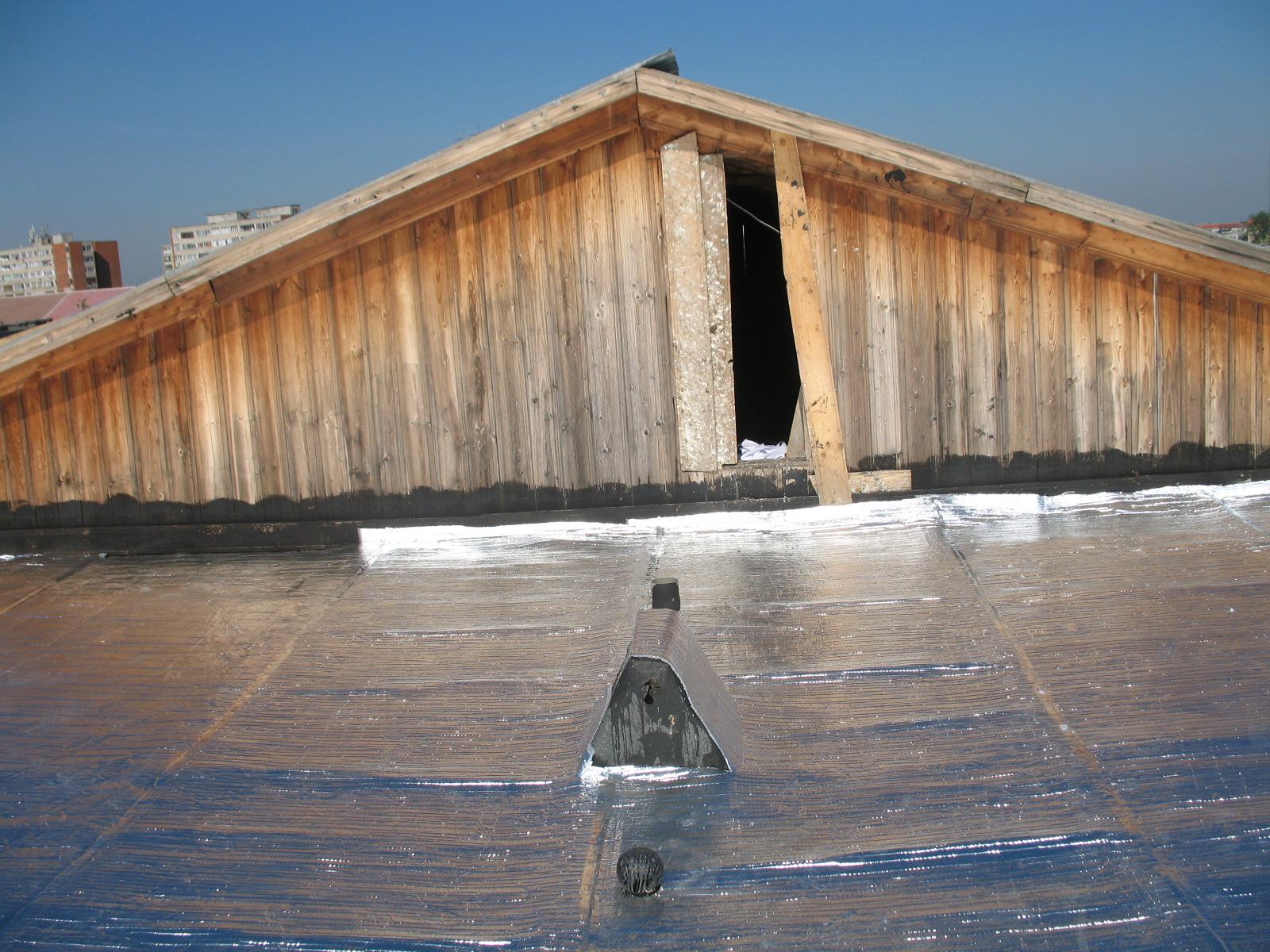 Folii termoizolante pentru terase ISOLAIR THERMO - Poza 25