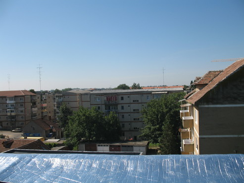 Folii termoizolante pentru terase ISOLAIR THERMO - Poza 26