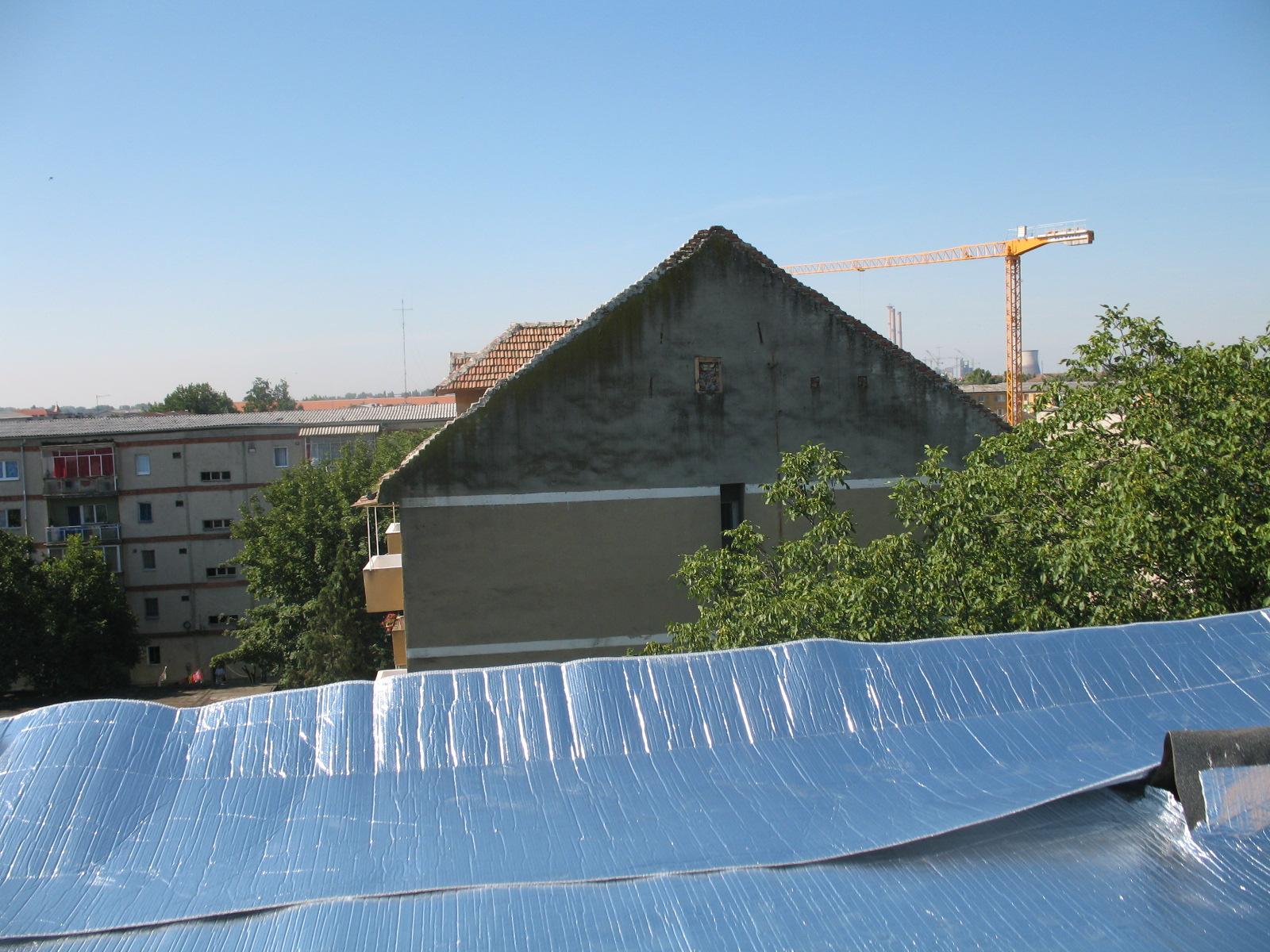 Folii termoizolante pentru terase ISOLAIR THERMO - Poza 27