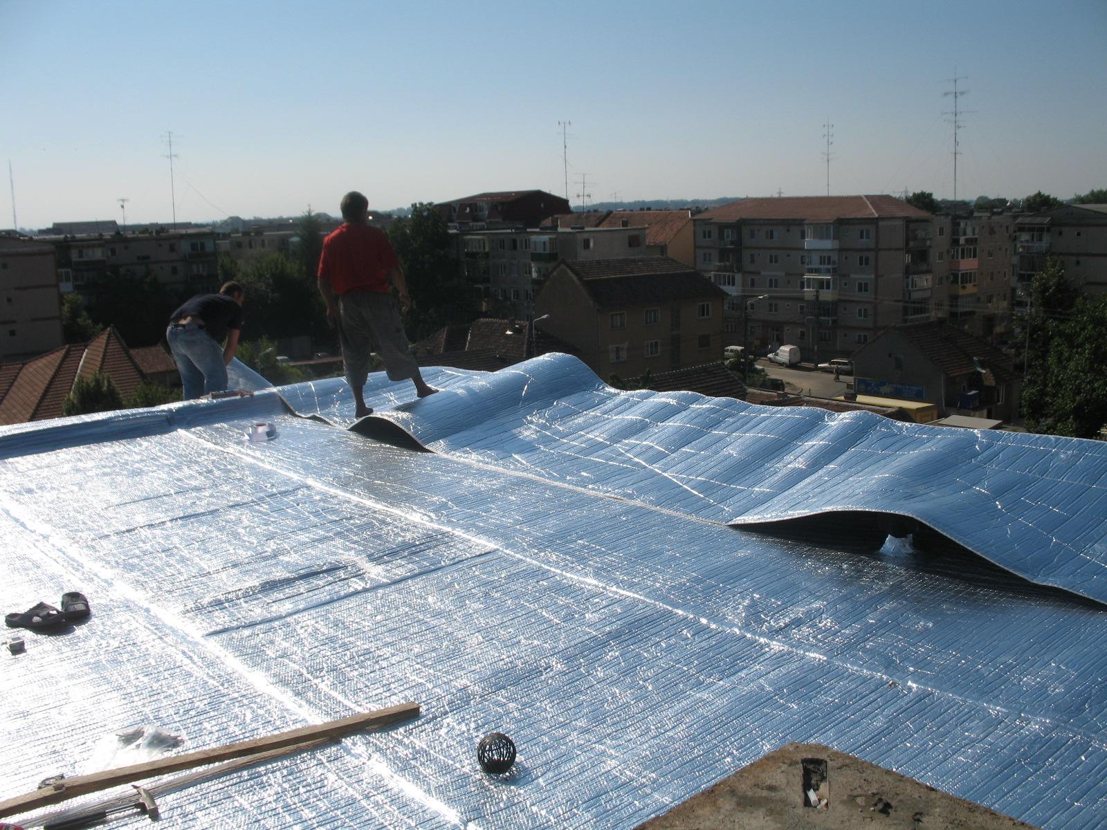 Folii termoizolante pentru terase ISOLAIR THERMO - Poza 31