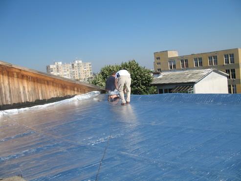 Folii termoizolante pentru terase ISOLAIR THERMO - Poza 32
