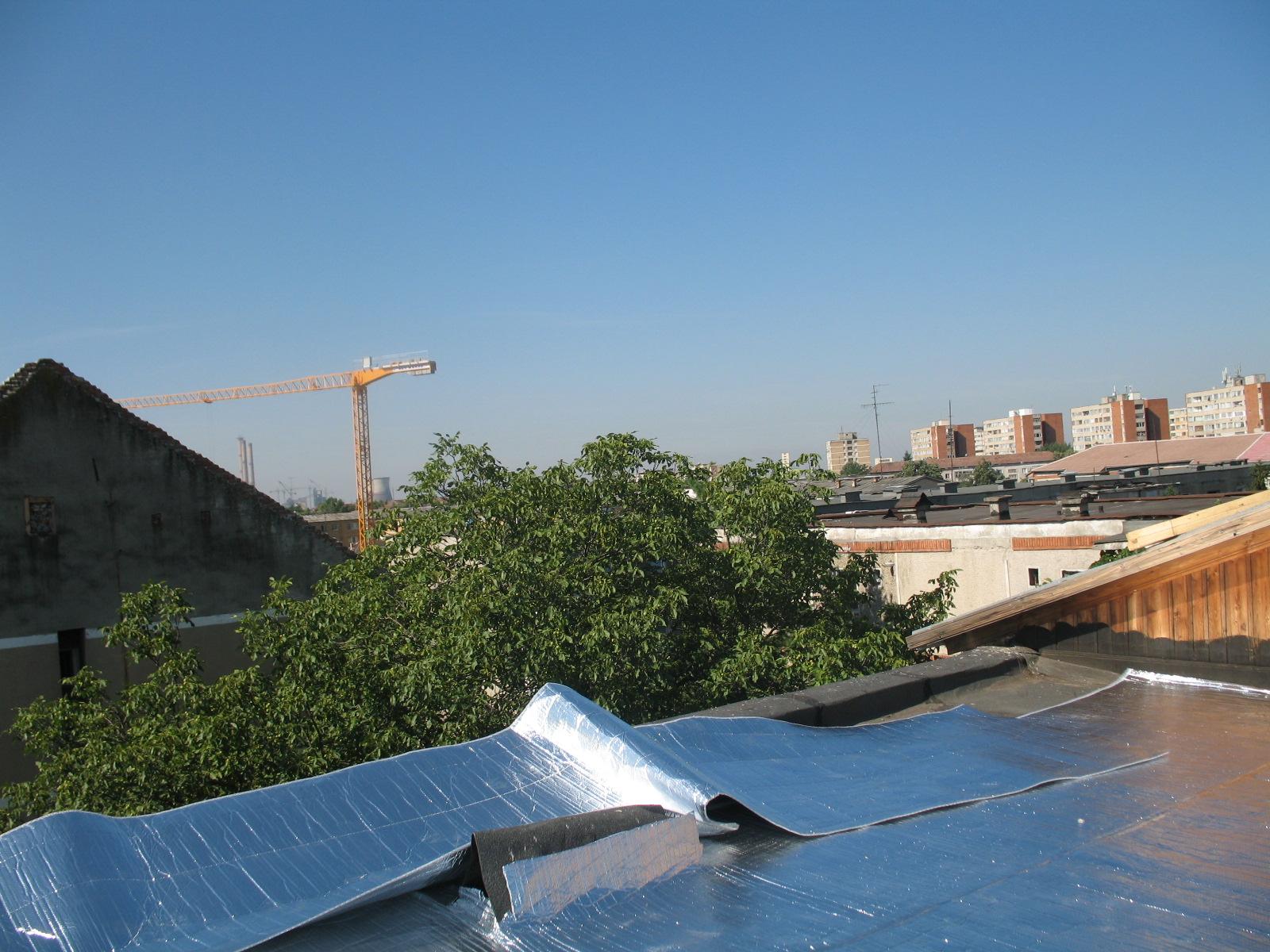 Folii termoizolante pentru terase ISOLAIR THERMO - Poza 35