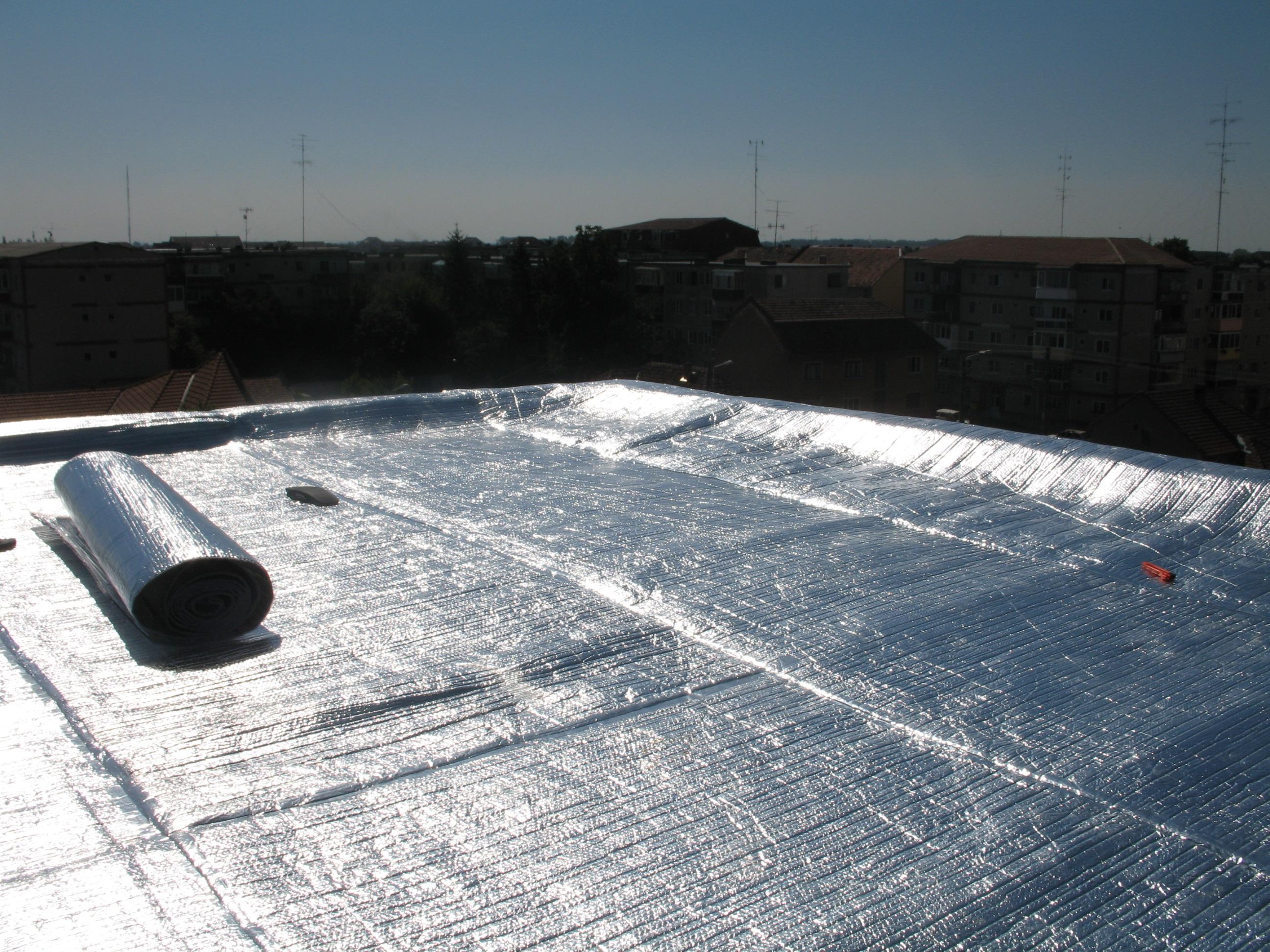 Folii termoizolante pentru terase ISOLAIR THERMO - Poza 36