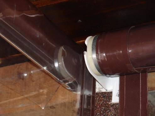Prezentare produs Rulouri din PVC transparente de exterior EURO DAN - Poza 10