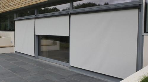 Prezentare produs Rulouri exterioare screen EURO DAN - Poza 4