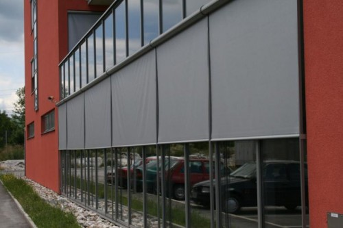 Prezentare produs Rulouri exterioare screen EURO DAN - Poza 5