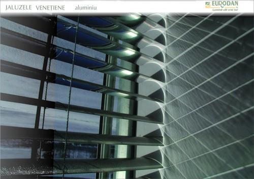 Prezentare produs Jaluzele orizontale EURO DAN - Poza 1