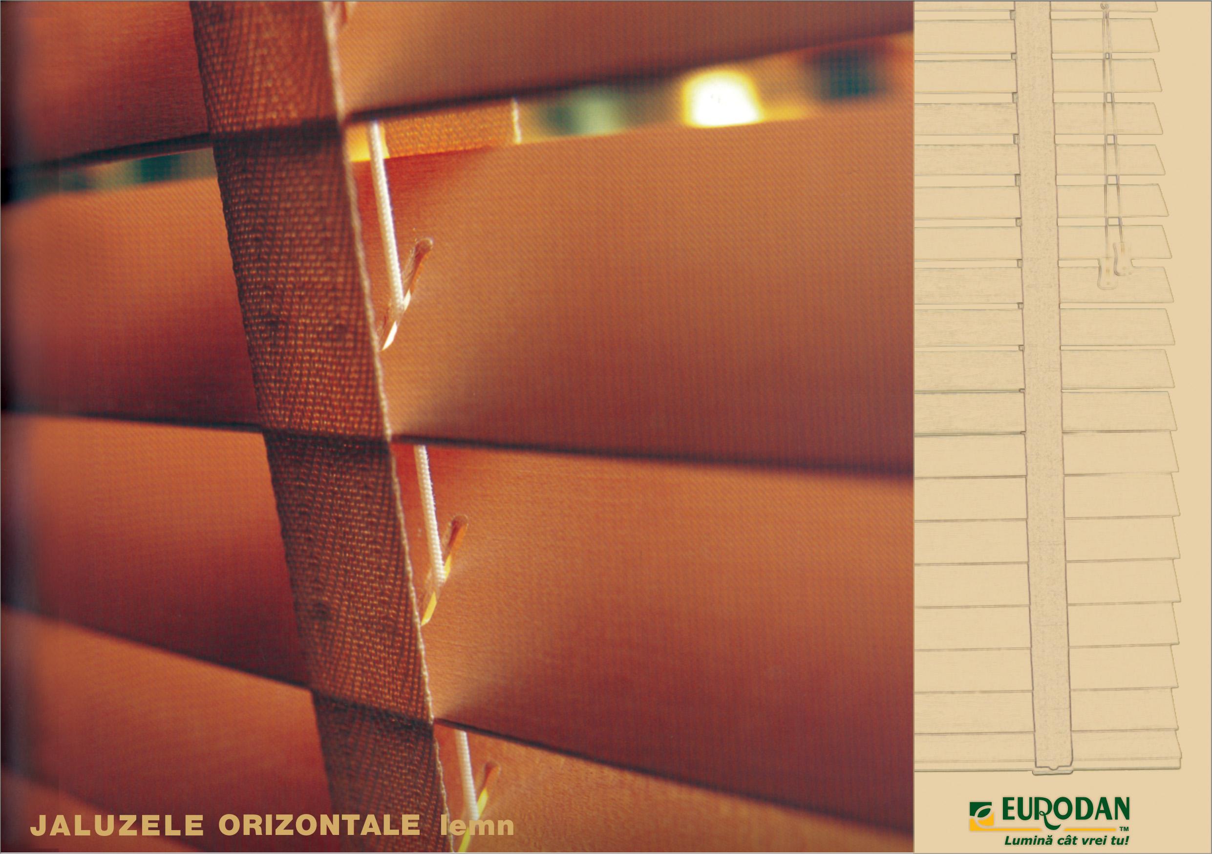 Jaluzele orizontale EURO DAN - Poza 10
