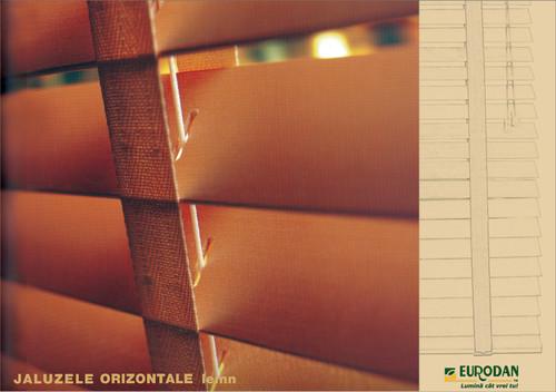Prezentare produs Jaluzele orizontale EURO DAN - Poza 10