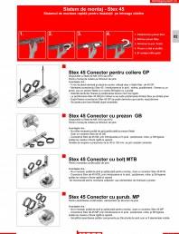 Sistem de montare rapida pentru instalatii pe intreaga cladire