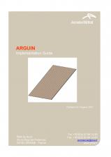 Instructiuni montaj - ARGUIN ARVAL