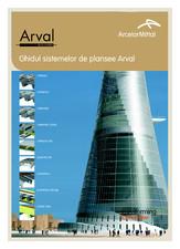 Ghidul sistemelor de plansee Arval ARVAL