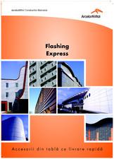 Accesorii metalice standard - Flashing Express ARMAT