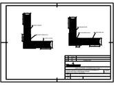 Zidarie confinata realizata cu blocuri ceramice cu goluri verticale - Detaliu de colt 30 POROTHERM