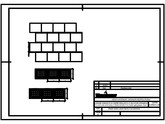 Zidarie inramata in cadre realizata cu blocuri ceramice cu goluri verticale - Detaliu tesere zidarie POROTHERM