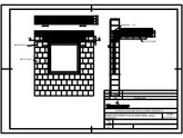 Zidarie - Suprabetoane - Detaliu de zidire buiandrugi POROTHERM