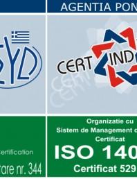 Sistem de management de mediu ISO 14001