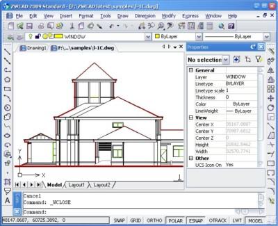 Proiectare si calcul - ZWCAD ZWCAD - Poza 2