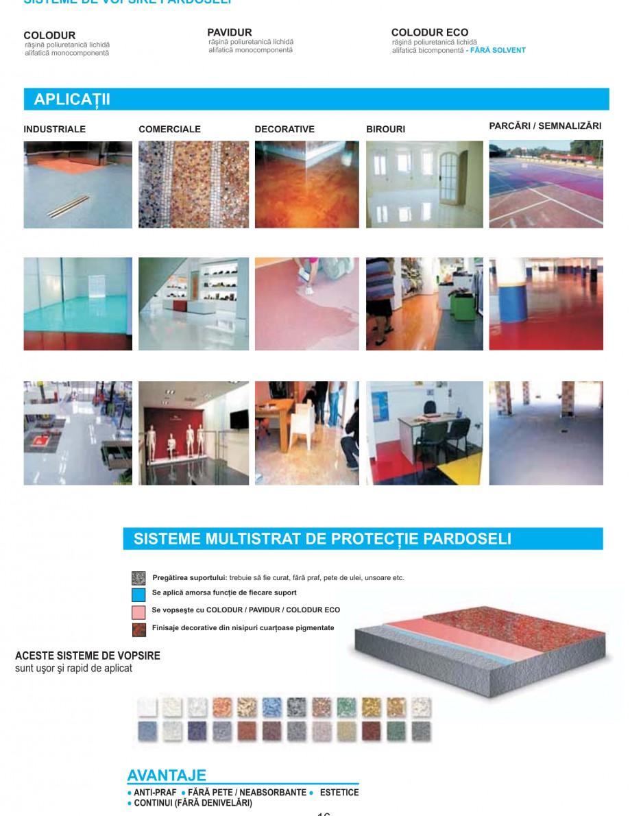 Pagina 18 - Solutii complete pentru hidroizolatii, stansari, curatare si protectie suprafete UNICO ...