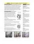 Produs de etansare capilara a betoanelor UNICO PROFIT - RADMYX