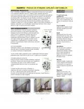Produs de etansare capilara a betoanelor UNICO PROFIT