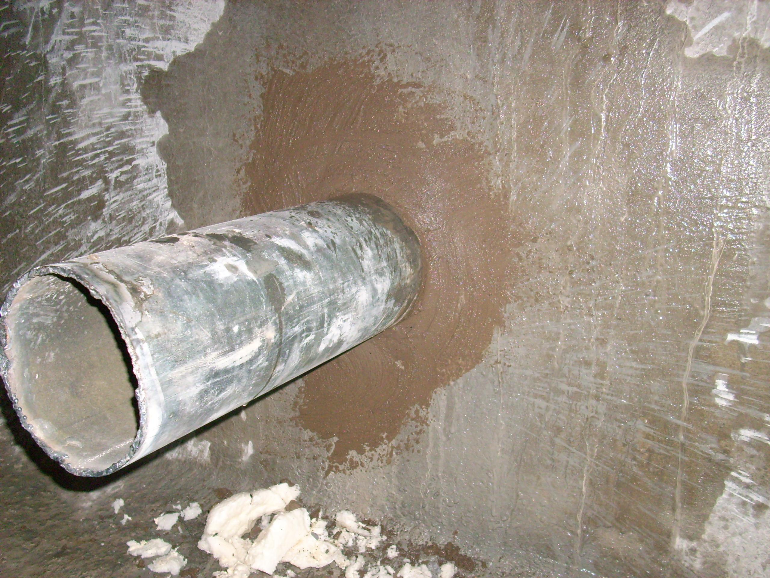 Hidroizolare strapungeri instalatii sanitare - Complex rezidential str Fetesti UNICO PROFIT - Poza 5