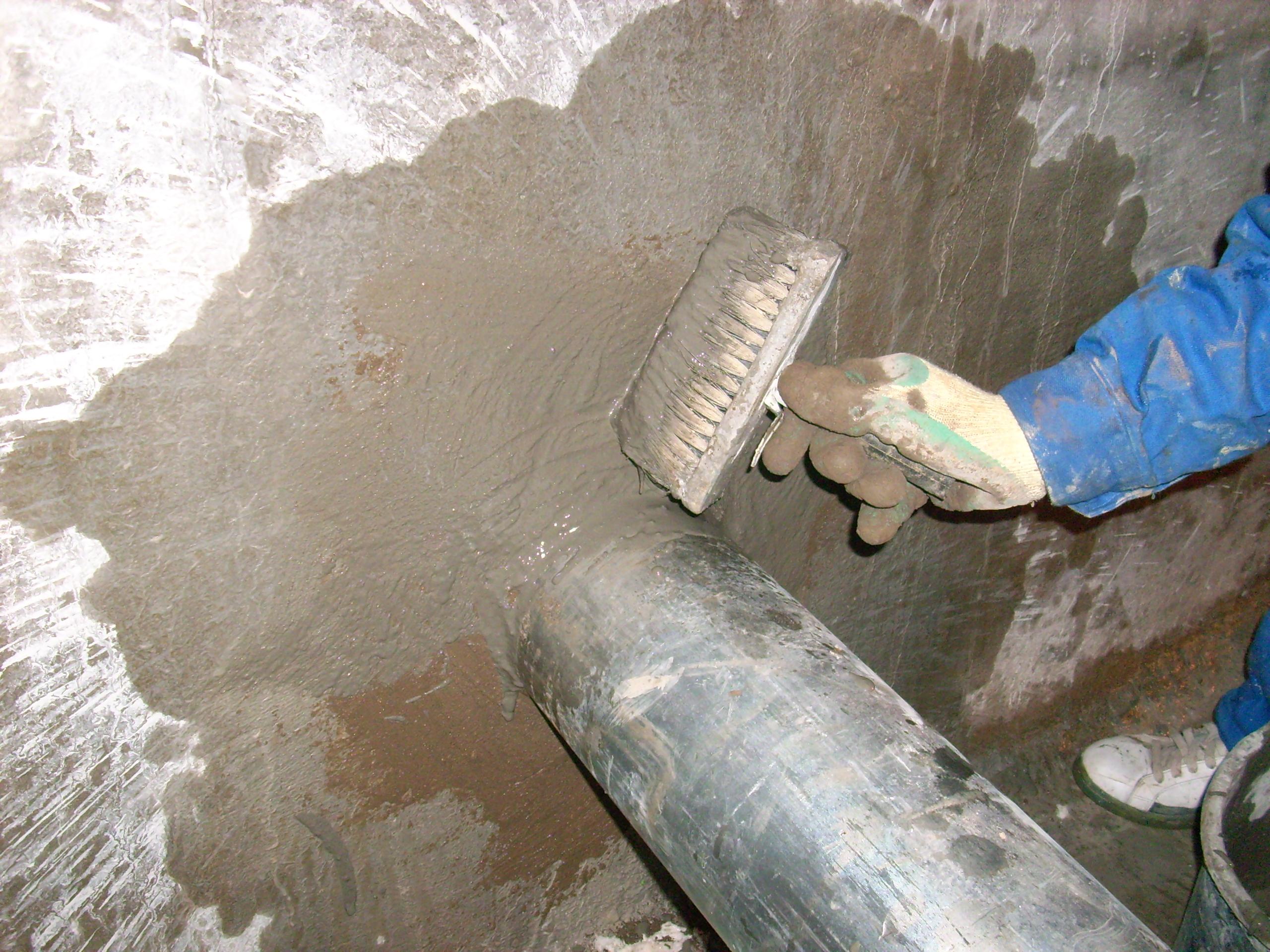 Hidroizolare strapungeri instalatii sanitare - Complex rezidential str Fetesti UNICO PROFIT - Poza 6