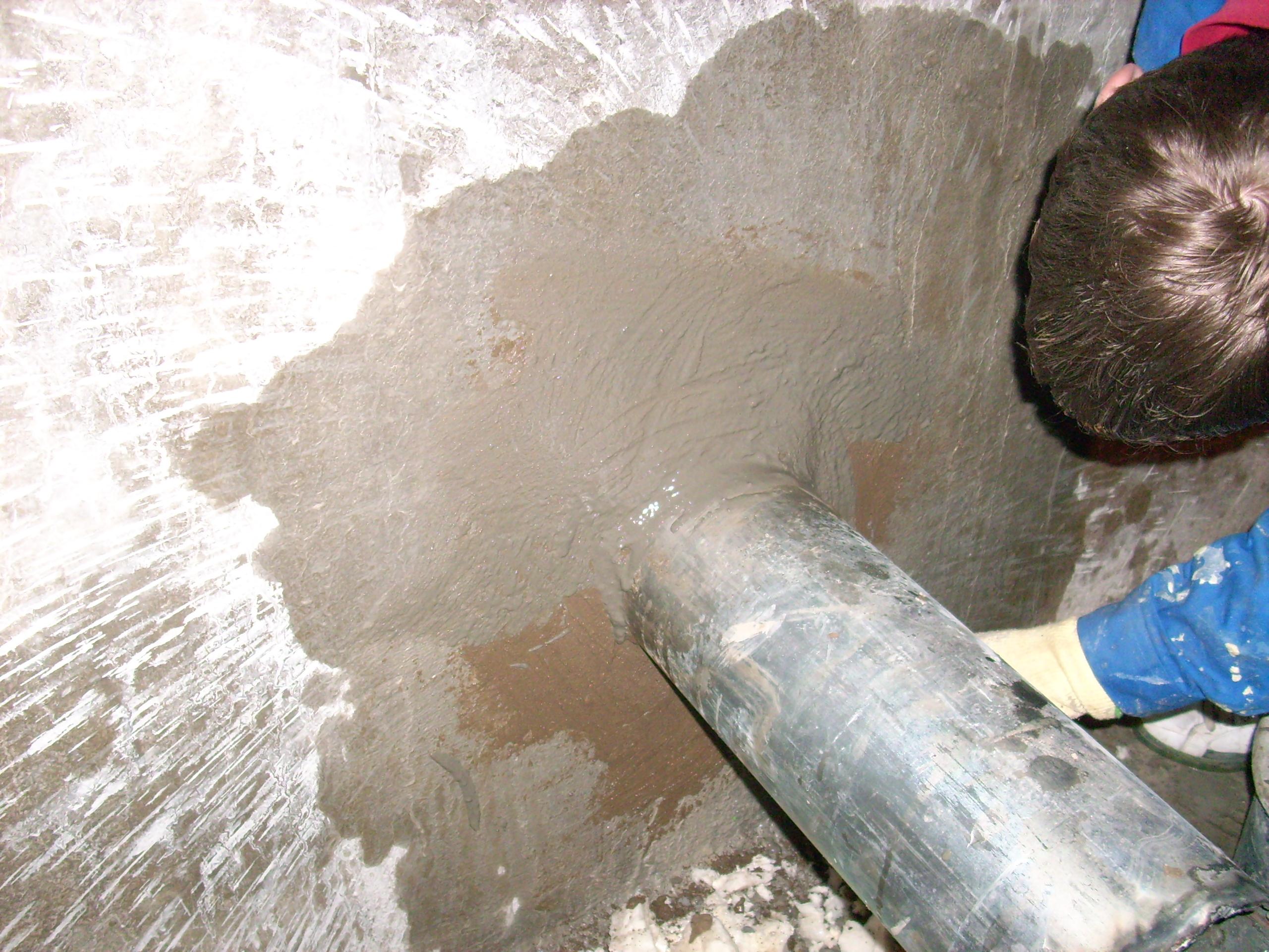 Hidroizolare strapungeri instalatii sanitare - Complex rezidential str Fetesti UNICO PROFIT - Poza 9