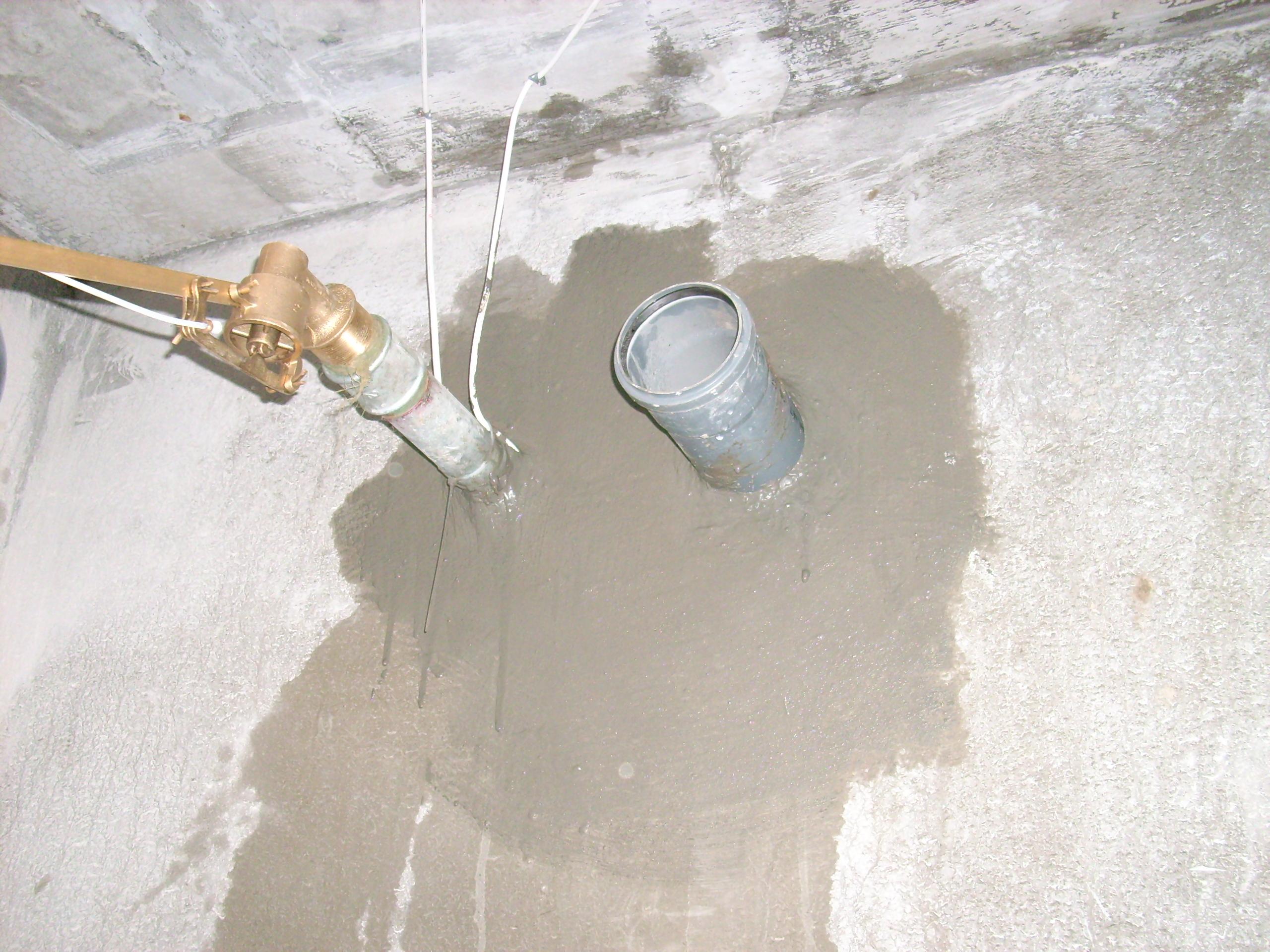 Hidroizolare strapungeri instalatii sanitare - Complex rezidential str Fetesti UNICO PROFIT - Poza 11