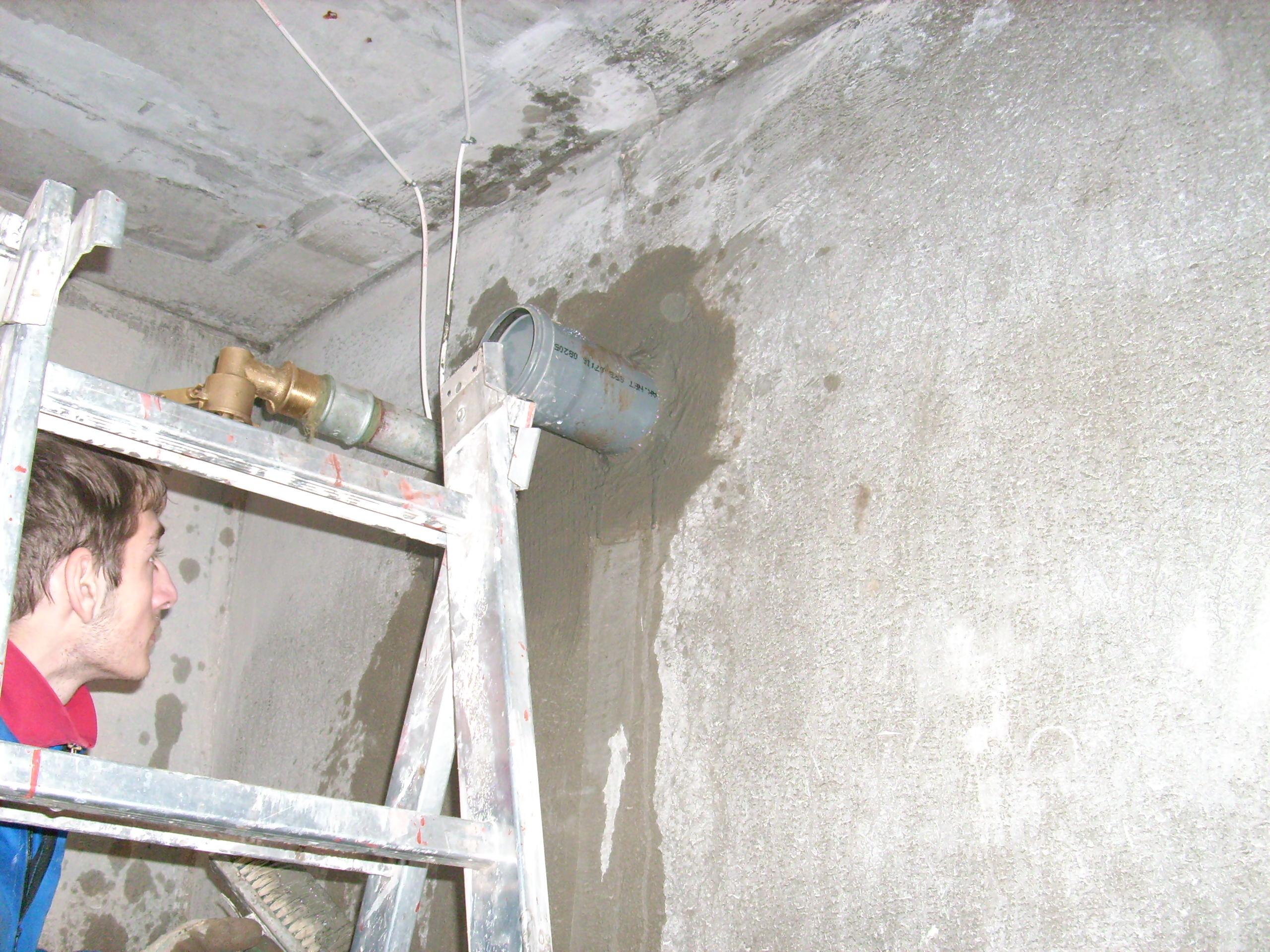 Hidroizolare strapungeri instalatii sanitare - Complex rezidential str Fetesti UNICO PROFIT - Poza 14