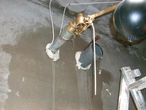 Lucrari, proiecte Hidroizolare strapungeri instalatii sanitare - Complex rezidential str Fetesti UNICO PROFIT - Poza 15