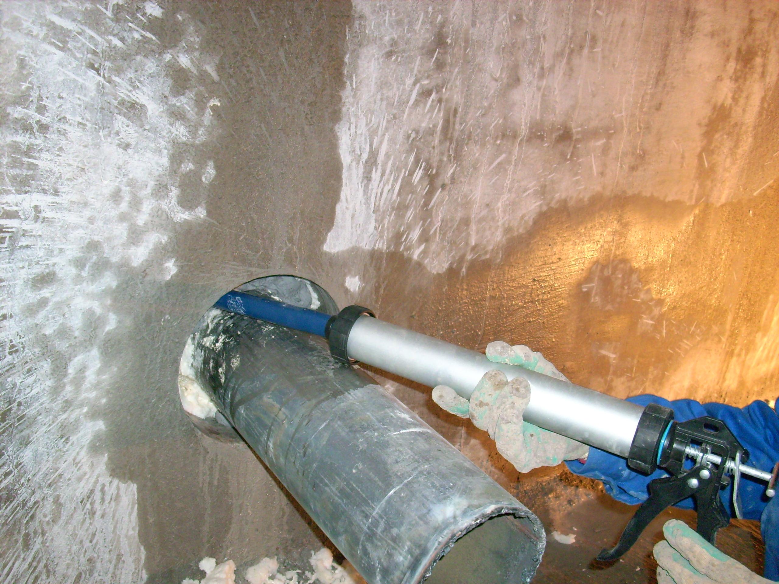 Hidroizolare strapungeri instalatii sanitare - Complex rezidential str Fetesti UNICO PROFIT - Poza 20