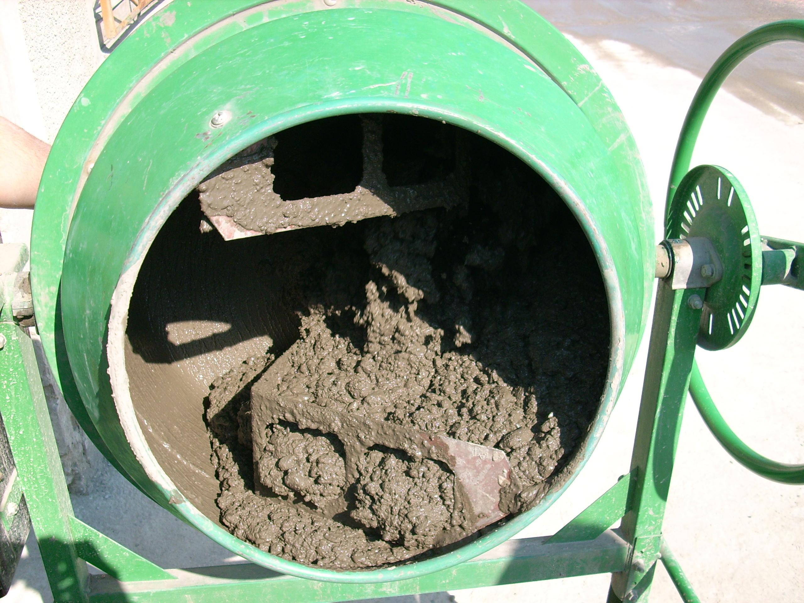 Prepararea betonului hidroizolat in toata masa UNICO PROFIT - Poza 6