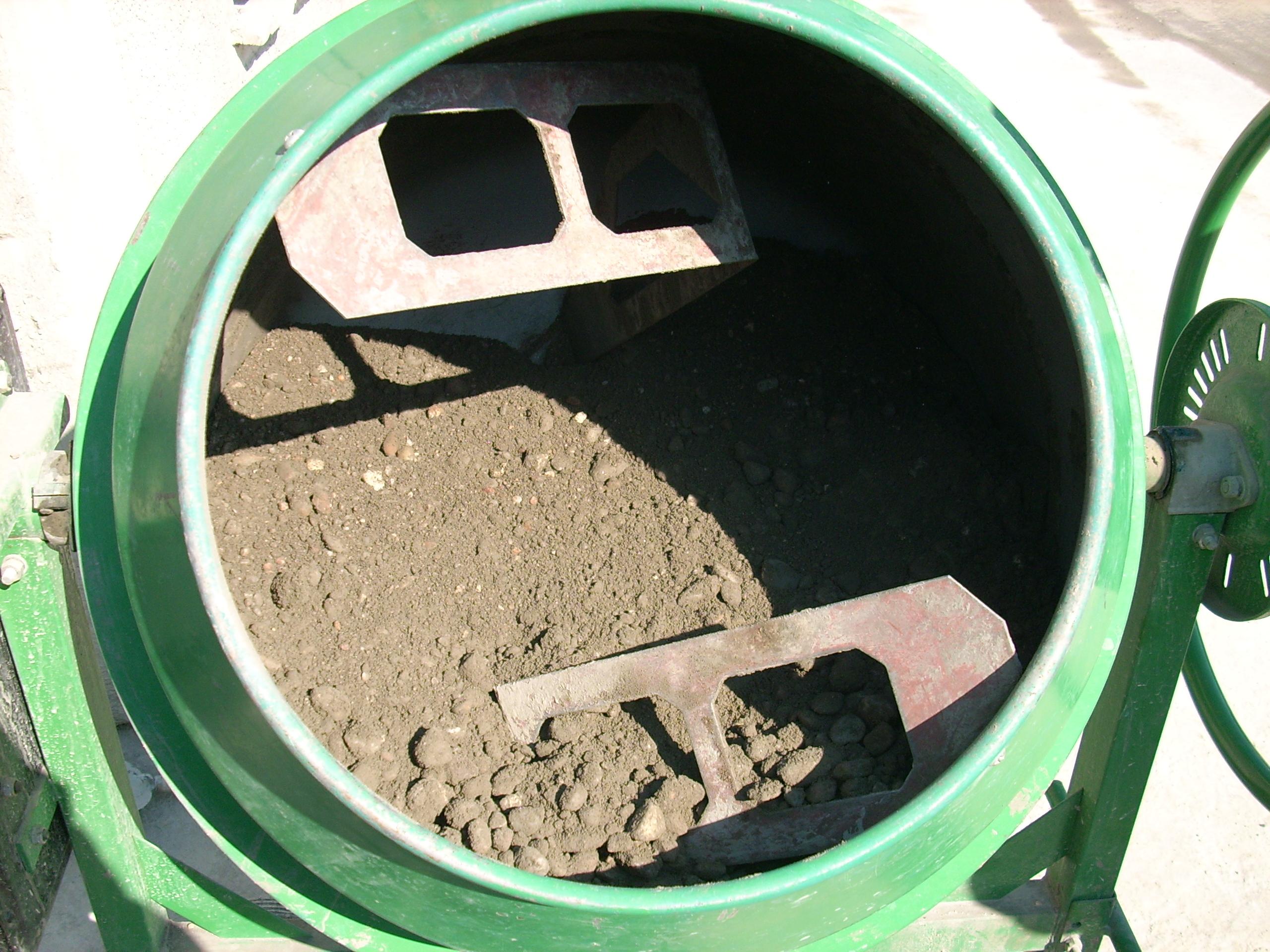 Prepararea betonului hidroizolat in toata masa UNICO PROFIT - Poza 9