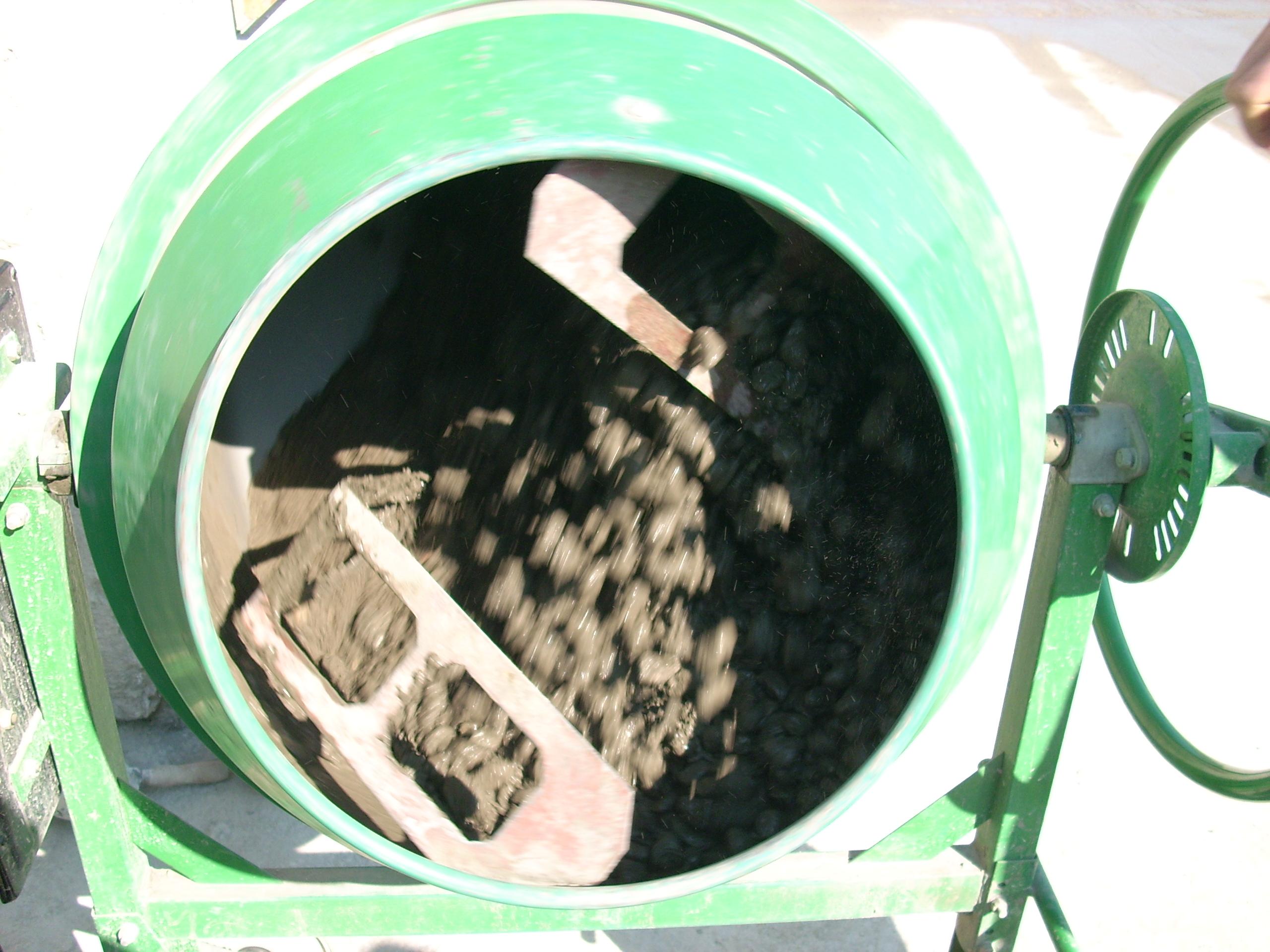 Prepararea betonului hidroizolat in toata masa UNICO PROFIT - Poza 12