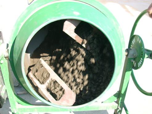 Prezentare produs Prepararea betonului hidroizolat in toata masa UNICO PROFIT - Poza 12